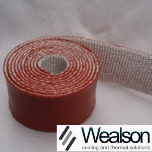 Glassfiber Tape With Silicone Rubber
