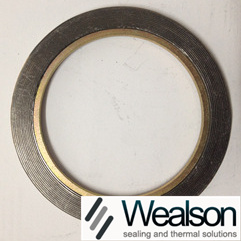 Spiral Wound Gasket Style GI - Wealson Gasket & Packing