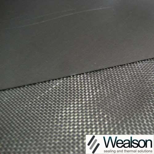 Reinforced Graphite Sheet Wealson Graphite Amp Carbon