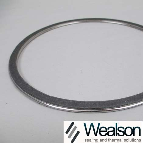 Spiral Wound Gasket Style G - Wealson Gasket & Packing